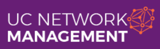 UC network management logo