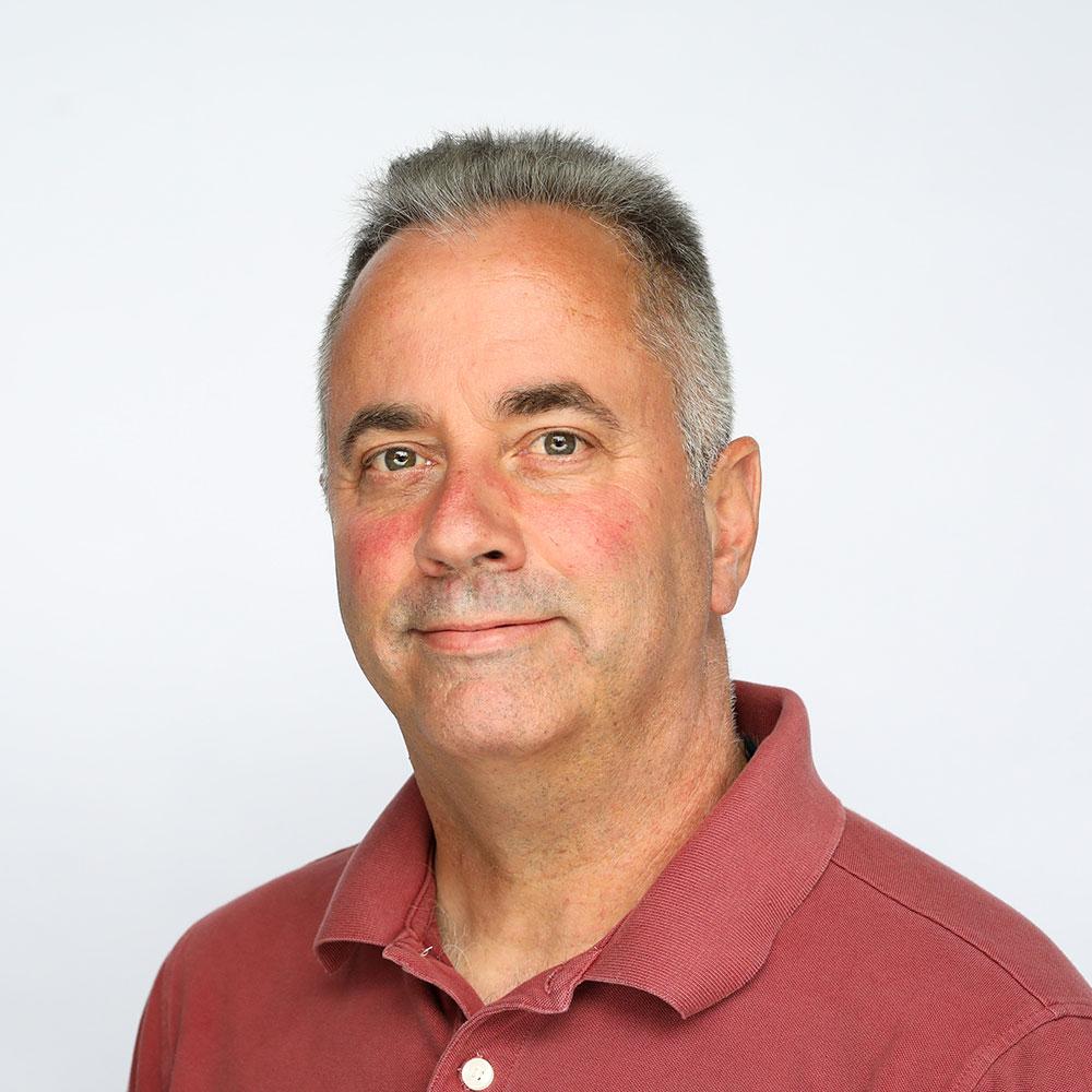 headshot of Brian Rockwood