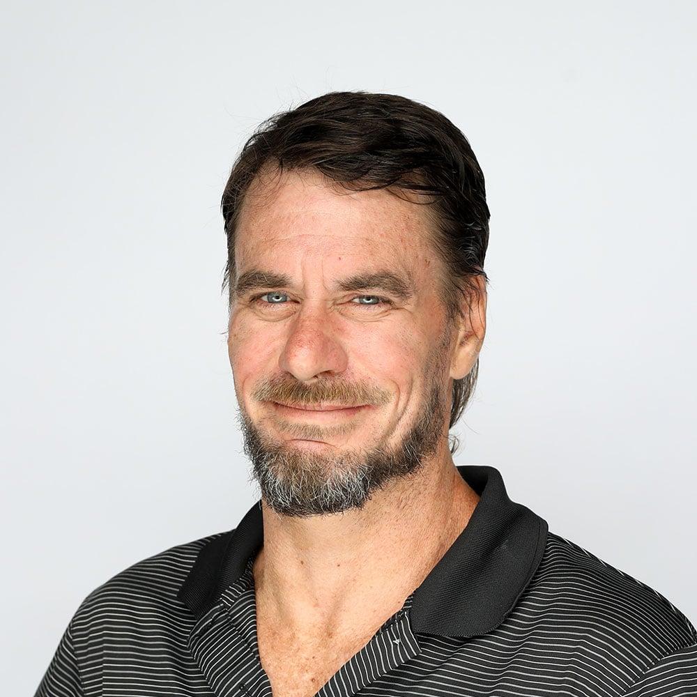 headshot of Glenn Redlein
