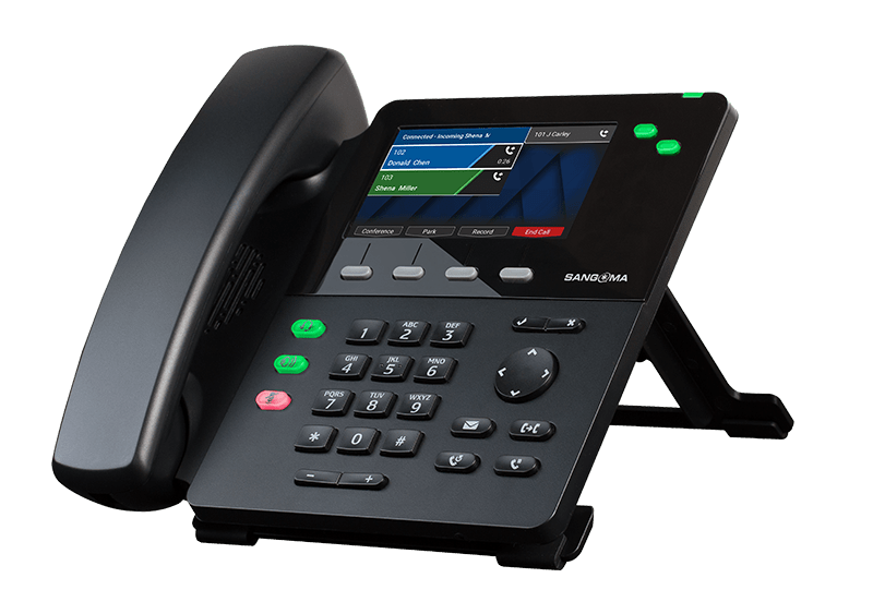 D60 sangoma phone