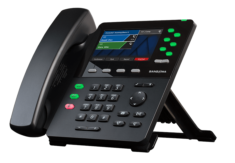D65 sangoma phone