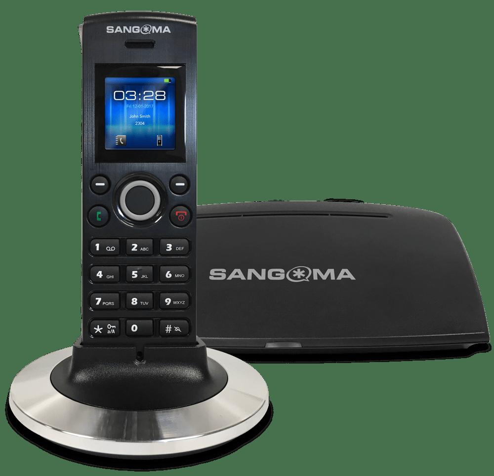 dc201 dect phone sangoma