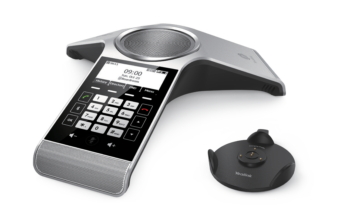 CP930W-Base Wireless DECT Conference Phone